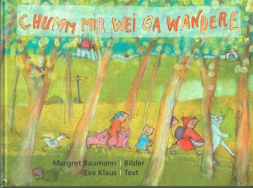 Cover Wanderbuch