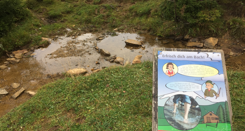 Themenwege Themenwanderwege Blufferzettel Wanderpapa Schweizer Wanderwege Familienwandern Tourismus